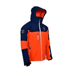 Veste de ski homme GAMMA 2.0 - Orange - 5685